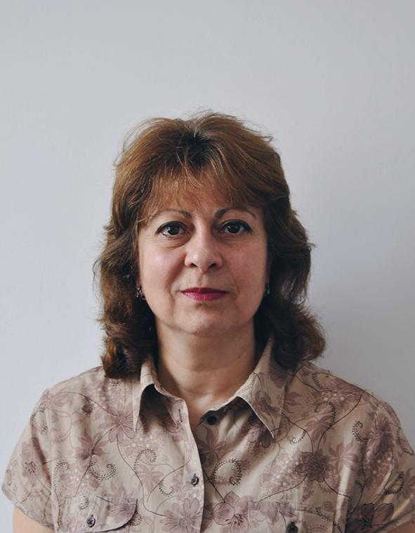 Снежана Желязкова